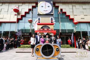亞洲首家FAO Schwarz玩具旗艦店落地北京