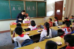 寻找乡村教师代言人:福建省屿头乡中心小学陈孟君