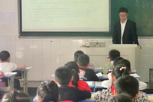 寻找乡村教师代言人:重庆市万州区长岭中心小学牟联发