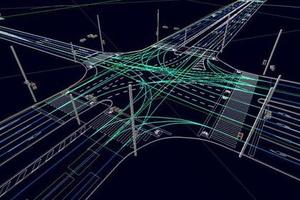 科技巨頭加速布局高精地圖 爭奪300億潛在市場