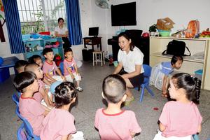 寻找乡村教师代言人:四川青神县罗波乡中小学校许卉