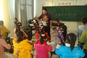 寻找乡村教师代言人:内蒙古林西县统部寄宿制小学刘春雷