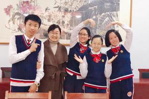 正能量班主任:山东省滨州市滨城区第四中学语文教师陈晓洁