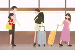 有一种爱叫爸妈给你塞的行李箱 大学行李箱应怎么装?