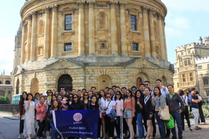 复旦MBA海外课程走进LBS 博弈前沿金融市场