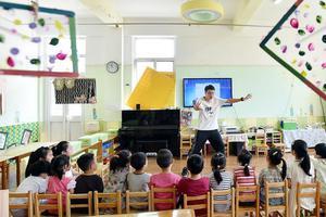 上海将扩大学前教育专业招生规模 每年招3000以上
