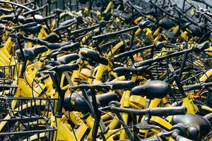 共享单车退潮 凤凰不再永久
