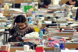 报告:部分高校将主要精力放在学校排名及论文数量上