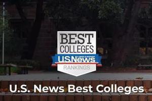 2020US News世界大学排行榜:中国内地前100名大学