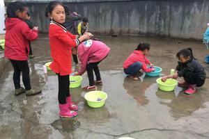易贝乐微光行动:让大凉山的孩子用健康拥抱未来