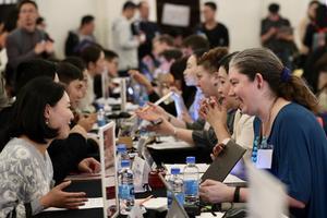 第十一届博士生国际招生面试交流会11月23日在京开幕