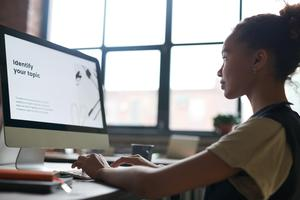 计算机成为美国高中的重要课程