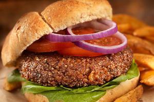 BBC随身英语:The vegan fast food trend 纯素快餐的流行趋势