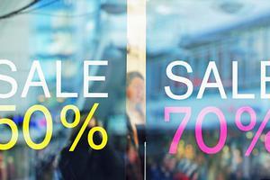 BBC今日短语:A flash sale 限时抢购