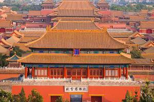 故宫文化进北大课堂 学生:了解紫禁城很有意思