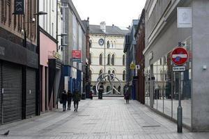 英国北爱尔兰政府表示将切实维护好中国公民健康安全