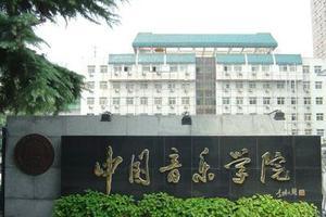 中国音乐学院2019年各地高考录取分数线