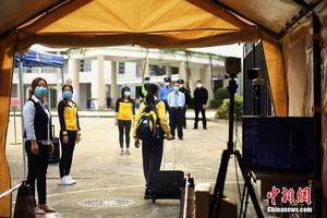 广东全省95%初三高三学生顺利返校