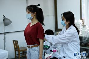 山西发布高考体检工作通知 6月20日前完成体检