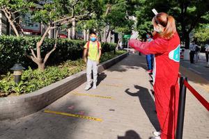 优信彩票北京 45万中小优信彩票学生 复学 有优信彩票学校 增加体育课减少音乐课