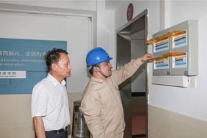 保障清凉应考 南京92个中高考考点全部安装空调