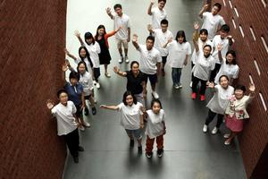 北外國際課程中心:一所開辦在大學校園里的國際高中