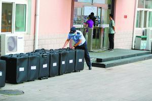 安全秩序 北京每考点不低于8名警力