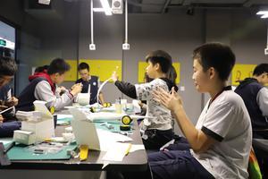 建華教育提雅學園:乘風破浪的博士們打造的創新高中
