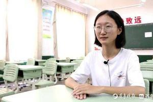 """女孩693分考上北大 老师:她是个""""问题""""学生"""