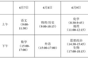 江苏2021高考时间确定 考试与招生安排公布