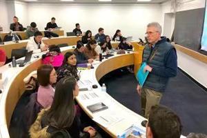 啟明星成為哥倫比亞大學商學院Venture For All?官方合作學校