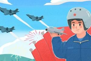 浙江2022年度空軍招收高中生飛行學員初選工作安排