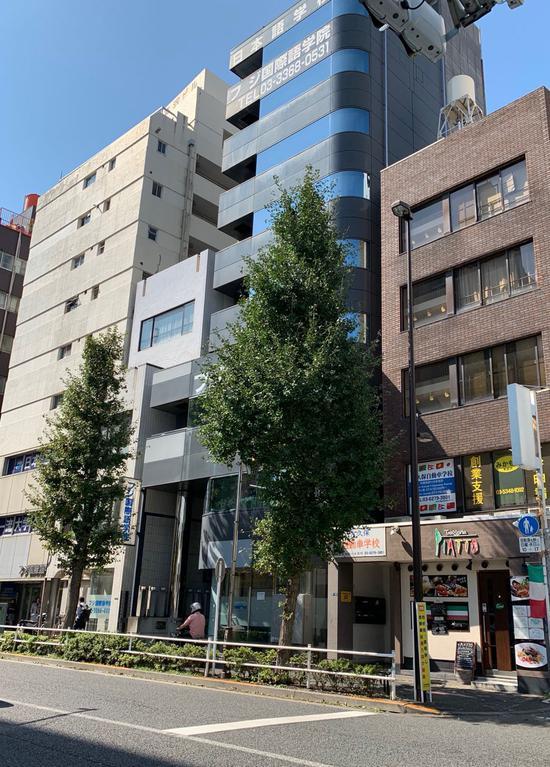 富士国际语学院新宿校区