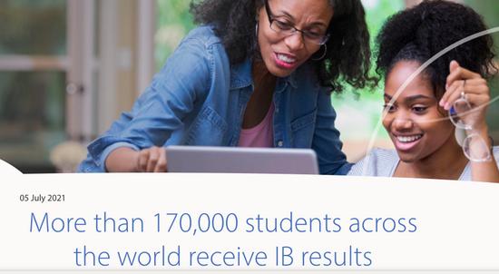 2021年IBDP成绩揭晓 大陆地区126人获满分