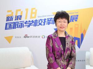 专访北外国际课程中心曹文