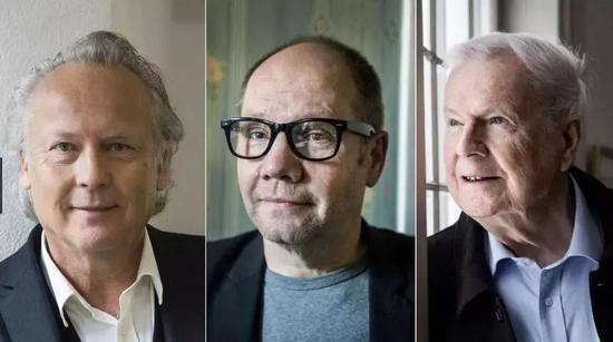 ▲瑞典文学院三位重量级院士、诺贝尔文学奖评委辞职