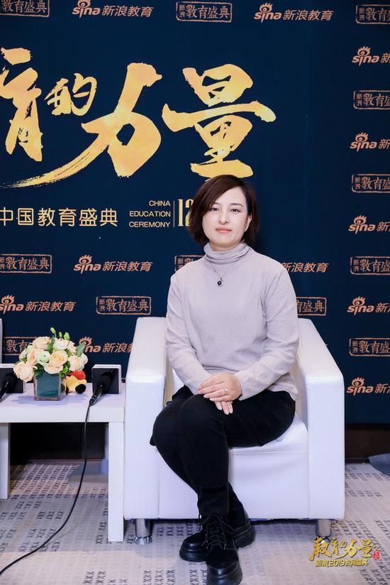 育儿家品牌创始人杨莹