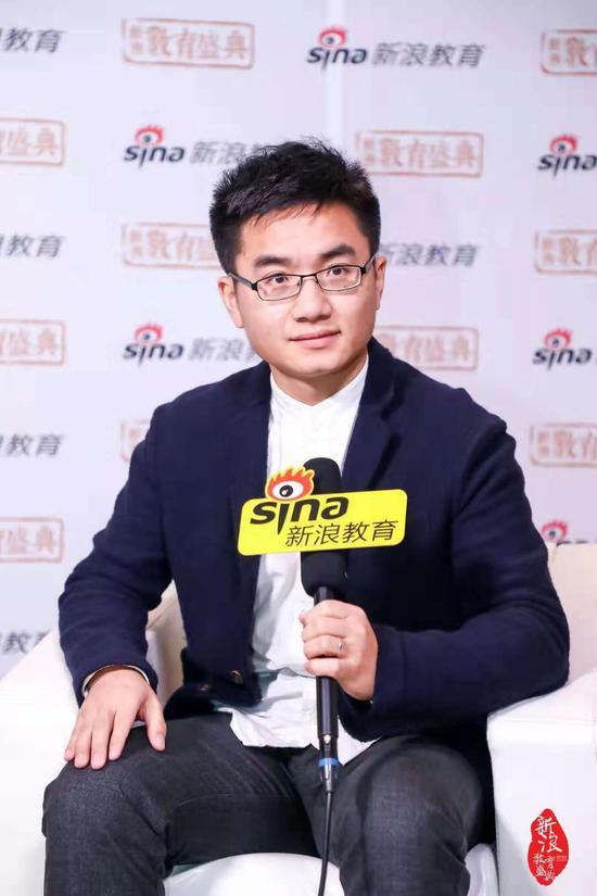 新航道国际游学事业部产品与市场总监 谢波