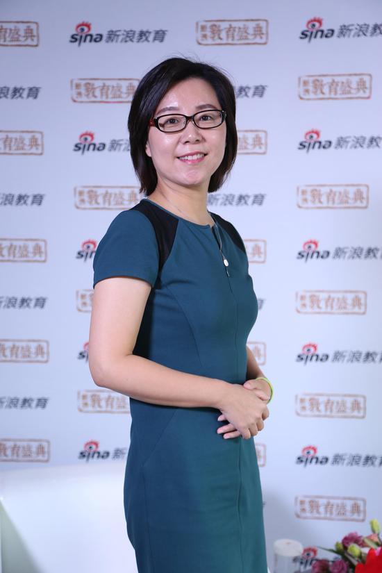 英孚青少儿英语北京区域总监 于小牧