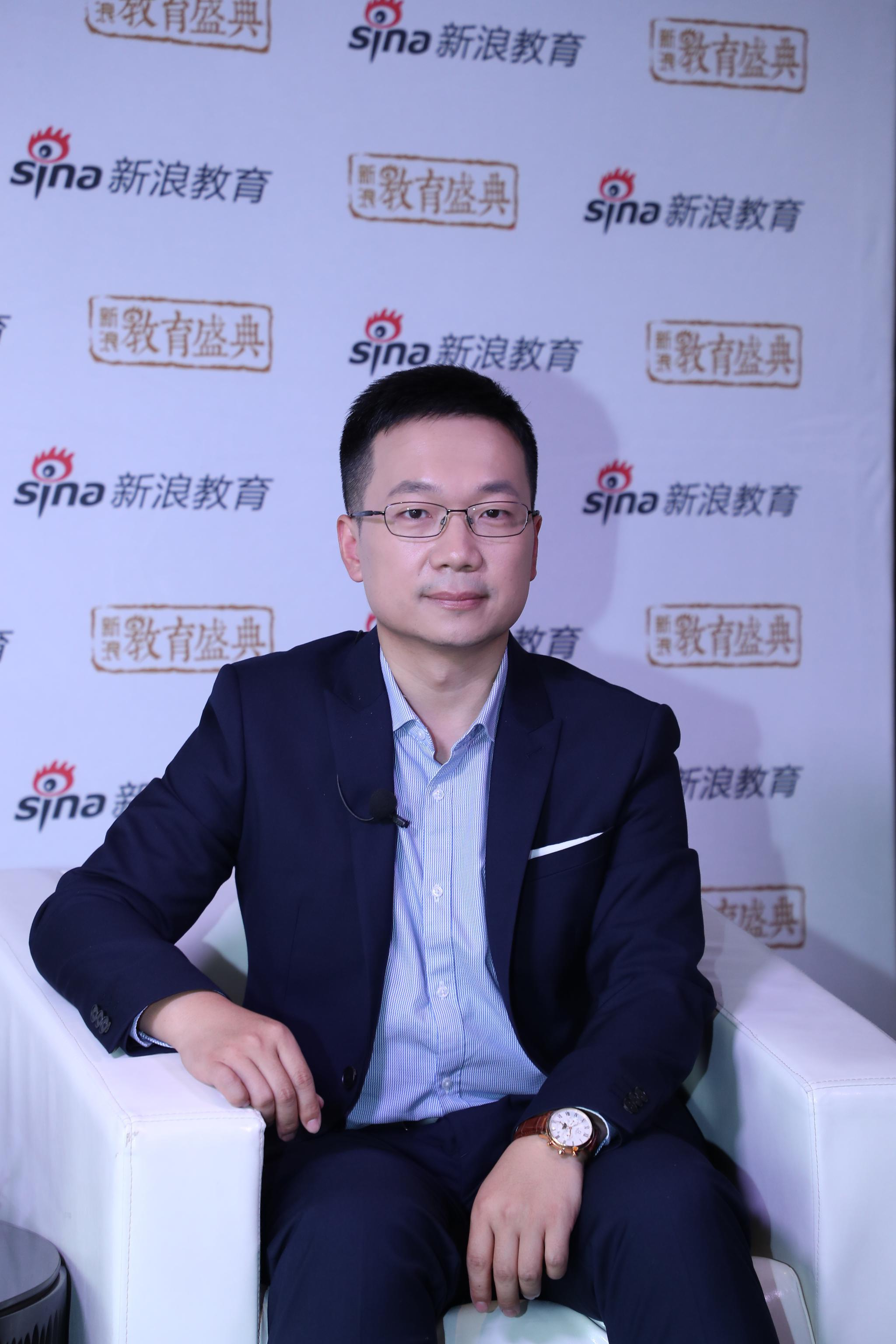 爱贝迪学院市场发展总监 刘春晓