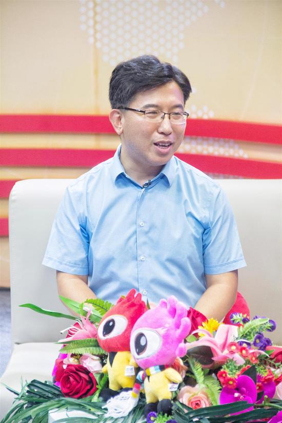 北师大实验中学校长李晓辉畅谈新时代的分分快3官方改革之路