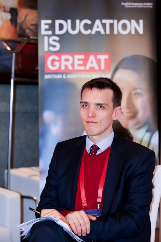 英国教育供应商协会的政策分析员Alexander Shea