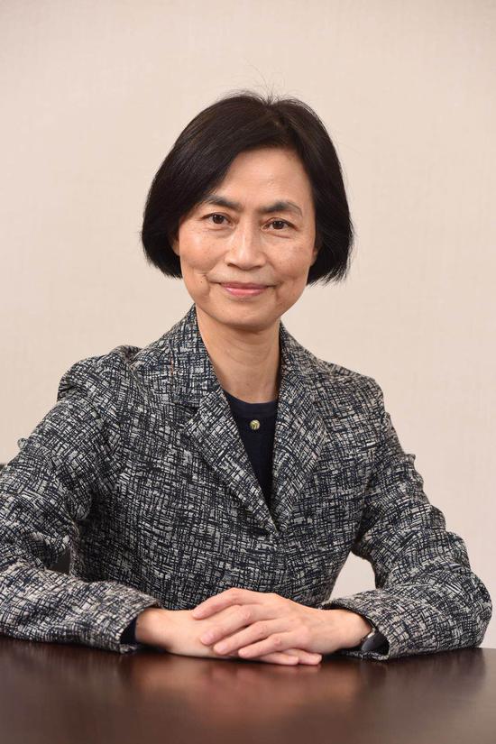 香港中文大学协理副校长兼入学资助处处长王淑英