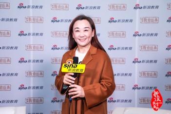 巨人教育副总裁兼英语事业部校长 杨晓红