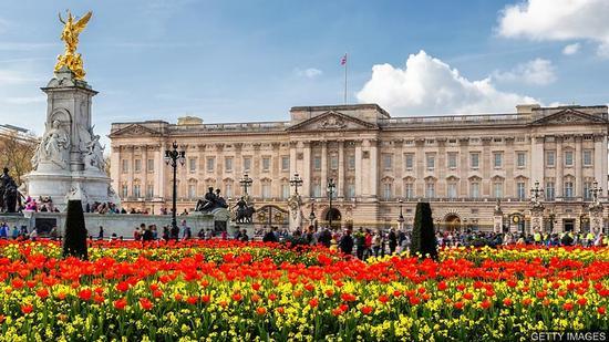 """双语阅读:英国""""王室四人组""""出席慈善活动"""