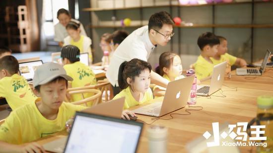 少儿编程教育企业小码王获1.3亿元B轮融资 5月推出线上课程