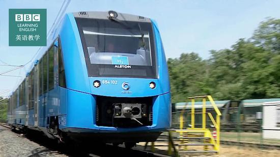 BBC英语大破解:未来的氢能火车