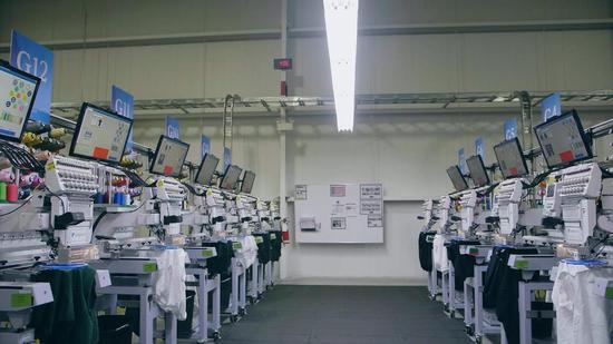 挽救中国服装工厂 提高流水线效率还不够