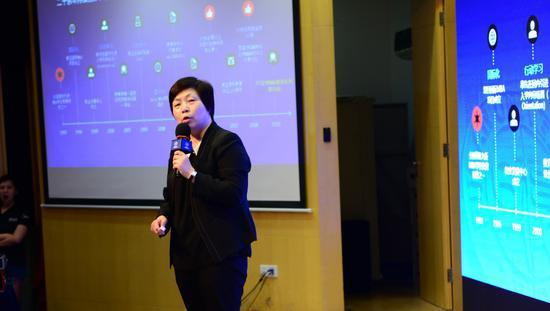 复旦大学MBA项目主任、复旦大学管理学院祁新娥副教授