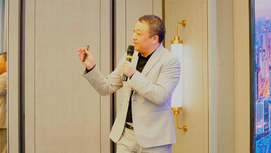 2020 SK教育集团教研升级发布暨投资方峰会开幕